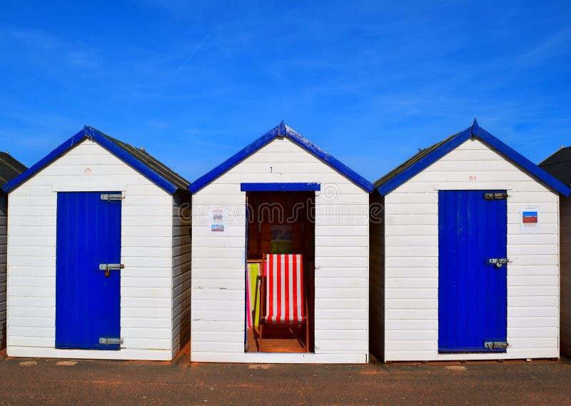 I beachuts fotografie stock
