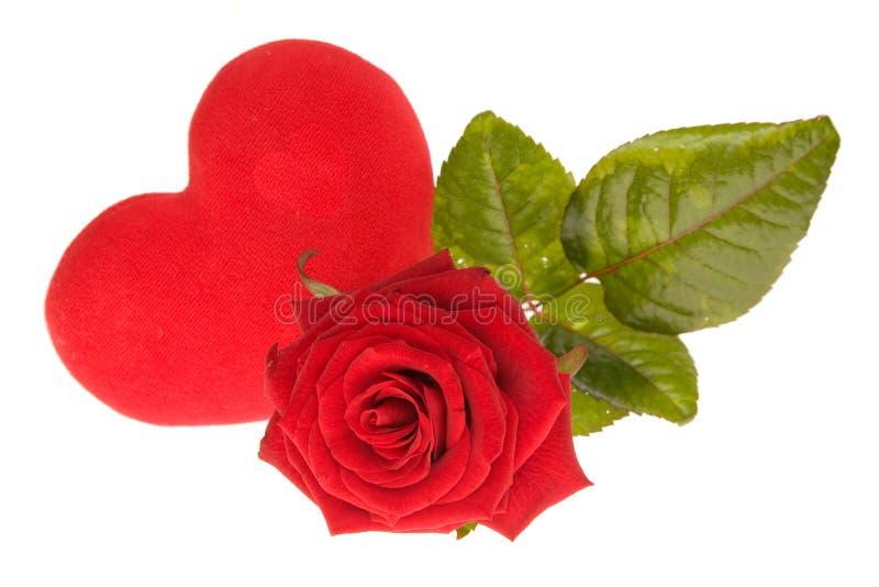 Download I Biglietti Di S. Valentino Sono Aumentato Immagine Stock - Immagine di figura, foglio: 3877485