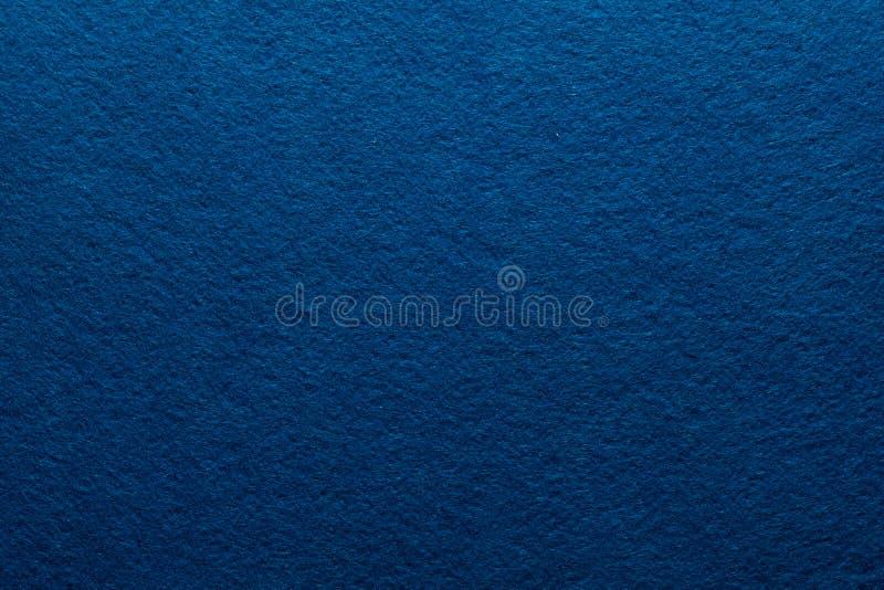 I blu navy hanno ritenuto per strutturare le fibre astratte del fondo immagine stock libera da diritti