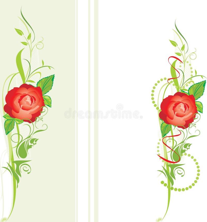 I bordi decorativi con colore rosso sono aumentato for Bordi decorativi