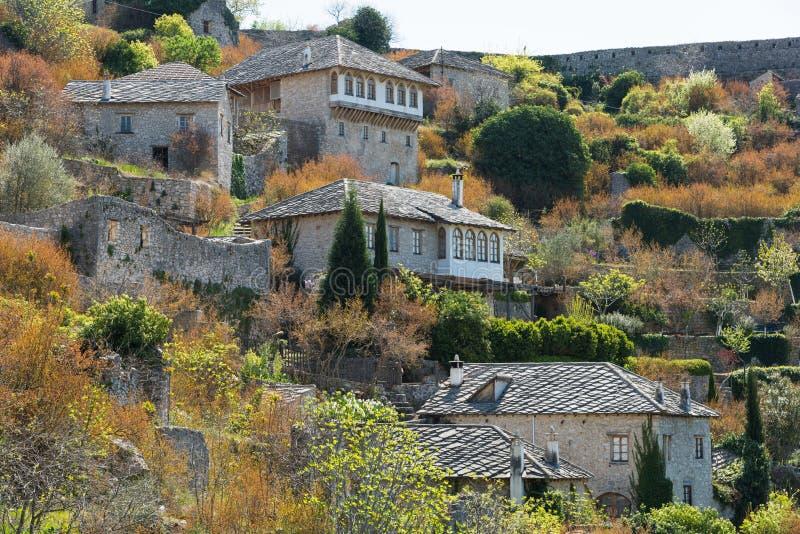By i Bosnien och Hercegovina arkivbilder