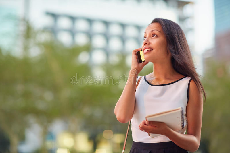 I can see your office from here stock photography