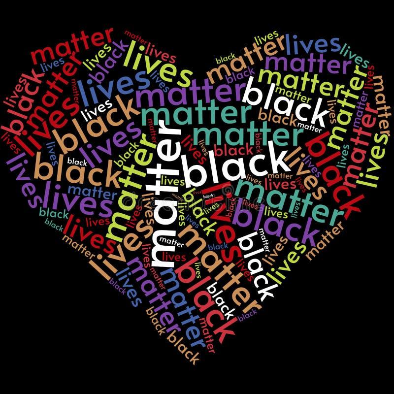 Free I Can&x27;t Breathe Black Lives Matter  Illustration In Heart Shape Stock Photo - 185593650