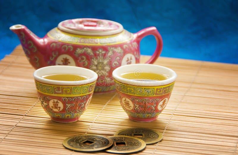 I-Ching ceremonie royalty-vrije stock foto