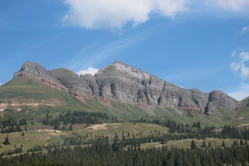 I Colorado Rockies immagini stock