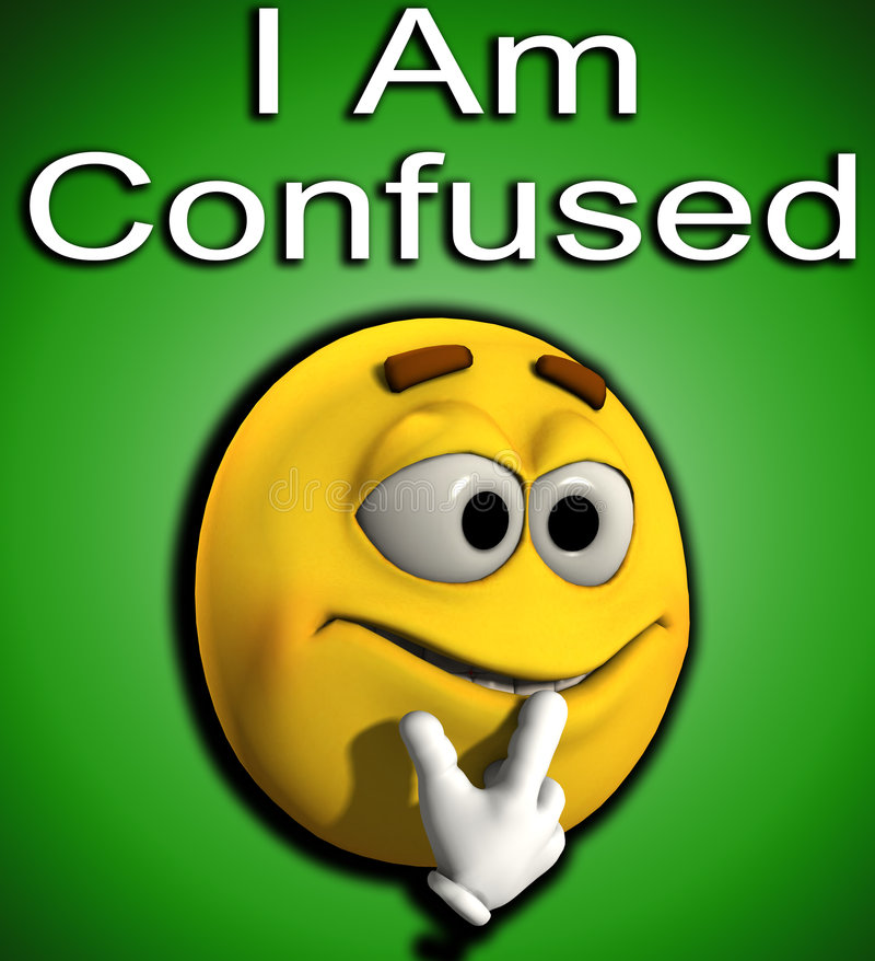 Download I Am Confused 7 Stock Photography - Image: 4515902