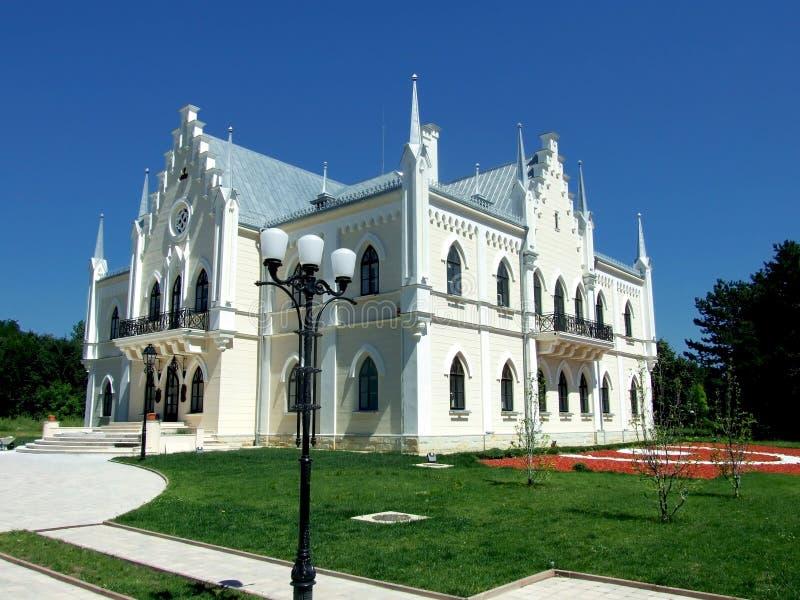 A.I. CUZA Palace royalty free stock image
