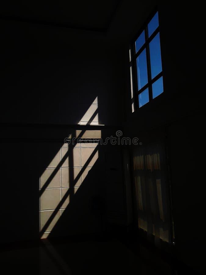 I detta mörker är du mitt ljus arkivfoto