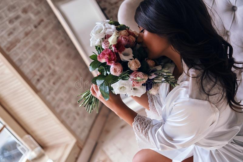 I fiori sono perfetti fotografia stock