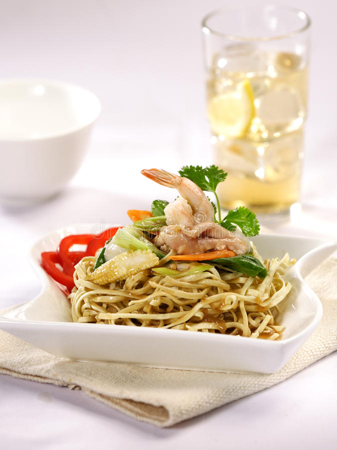 Download I fu Mie stock photo. Image of oriental, delicious, chinnese - 30634486