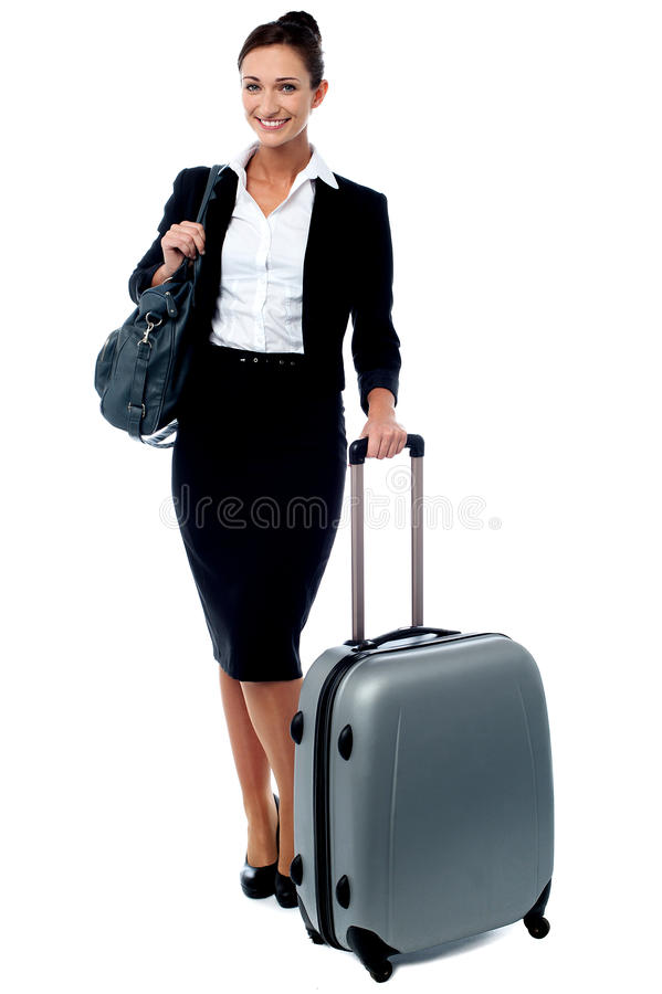 I am going for a vacation. stock images