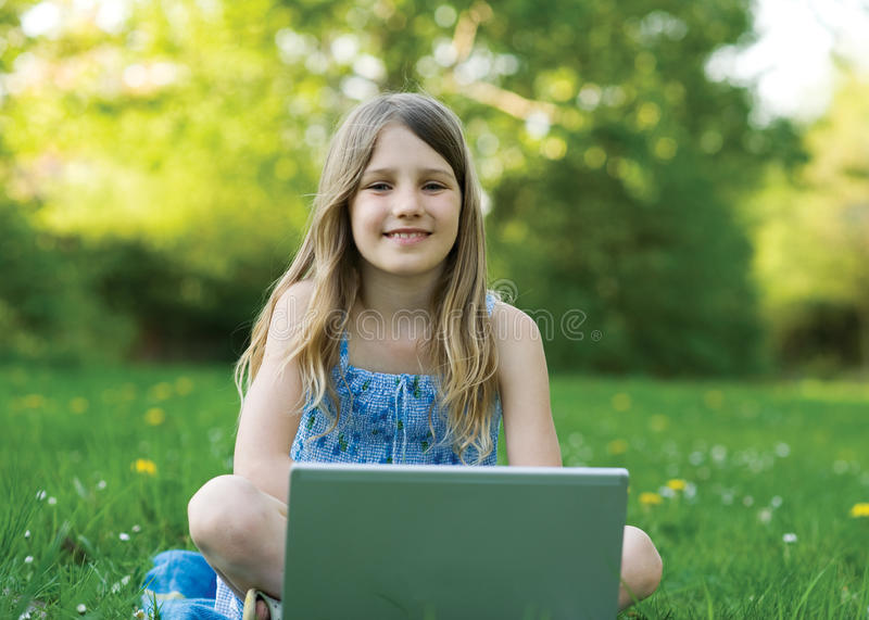 Download I am happy stock image. Image of reading, notebook, community - 21387485