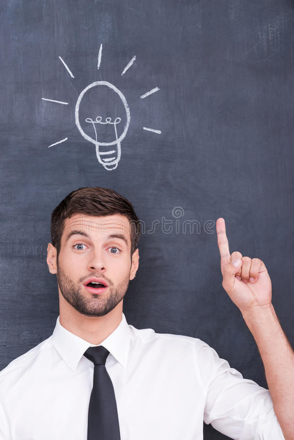 I have an idea! stock photography