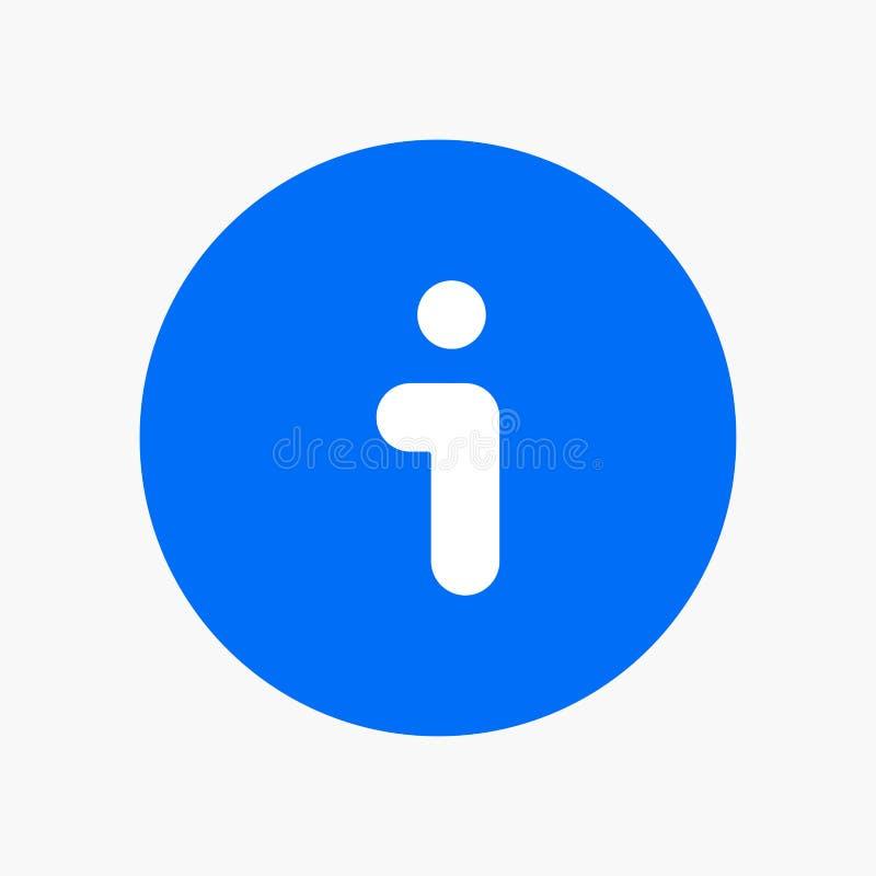 I, Informatie, Informatie, Interface vector illustratie