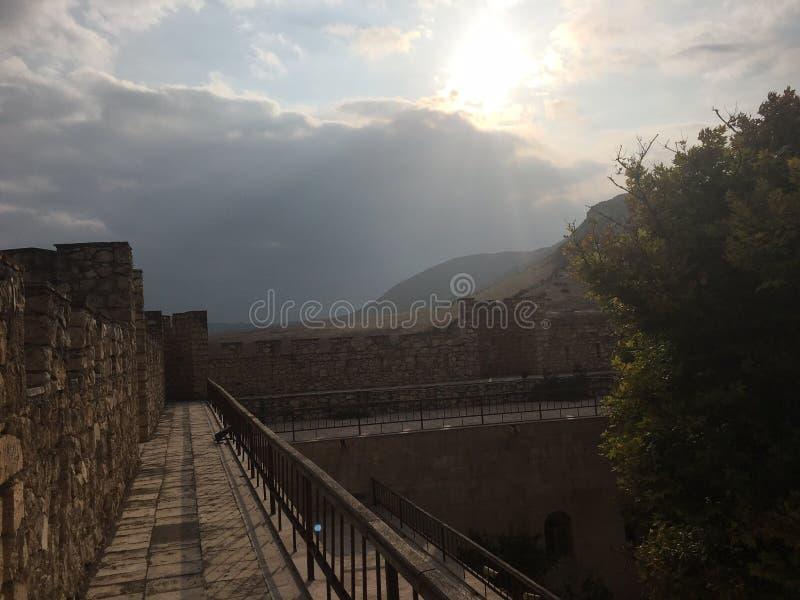 I Karabakh arkivbilder