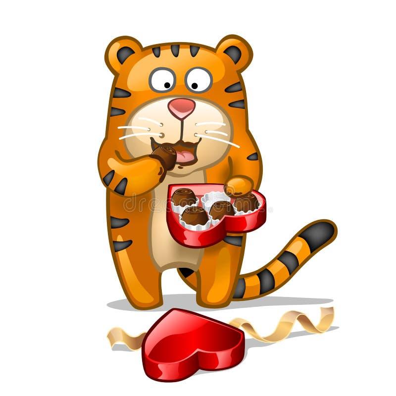 Free I Like Chokolate Stock Images - 12609604