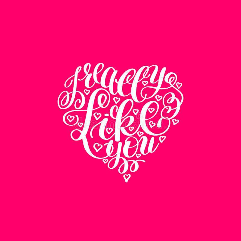 I really like you love letter on heart shape text english hand love letter on heart shape text english hand stock m4hsunfo Images