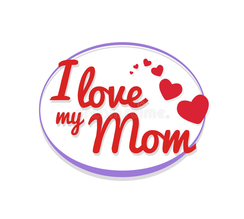 I love my mom vector stock vector illustration of design 52701120 download i love my mom vector stock vector illustration of design 52701120 altavistaventures Choice Image