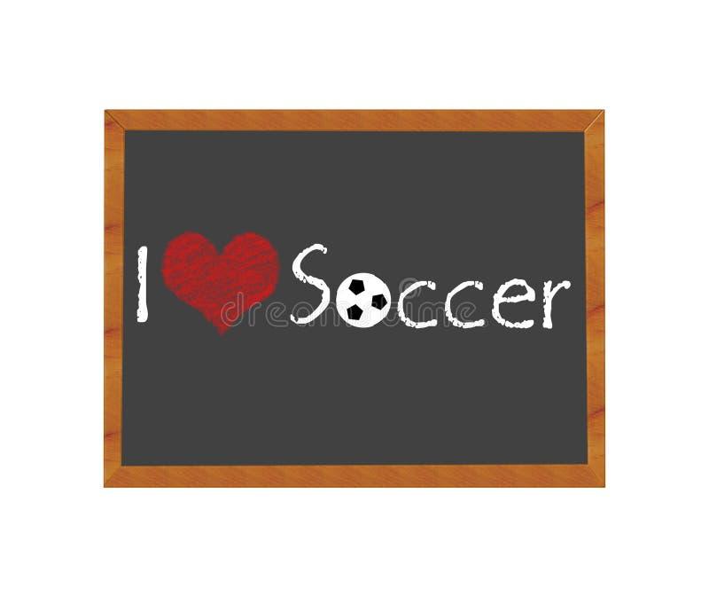 Download I love Soccer stock illustration. Illustration of pitch - 39506823