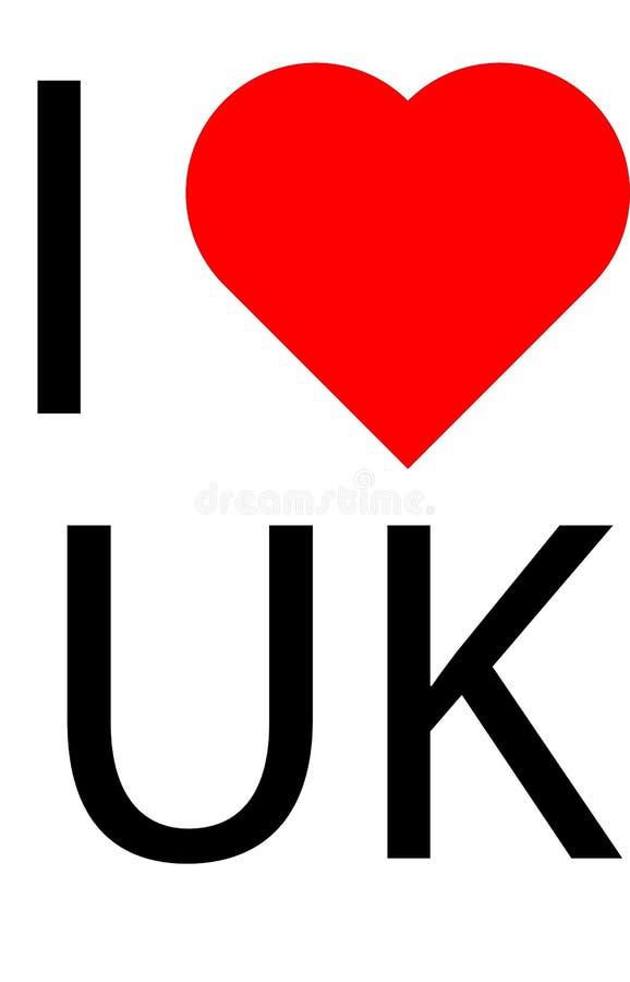 I love UK stock photo