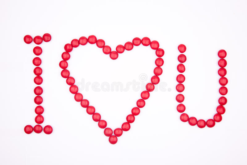 Download I love you stock image. Image of message, circle, love - 21574633