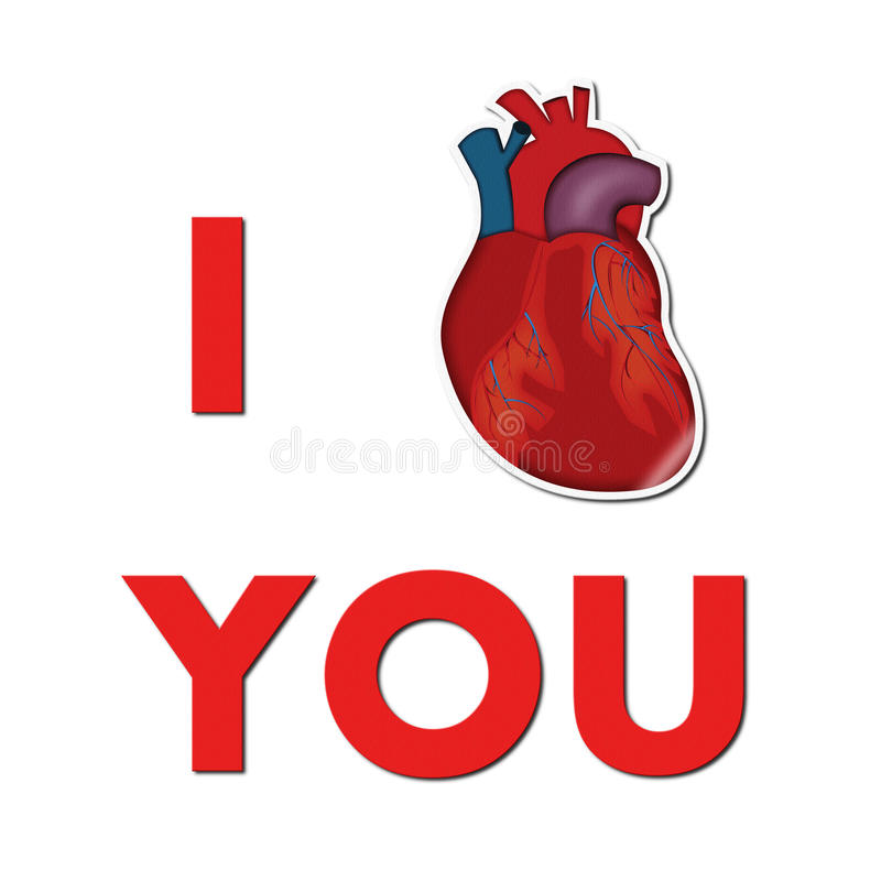 Download I love you stock illustration. Illustration of emotion - 28464716