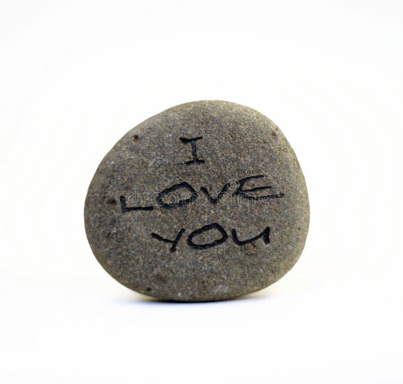 I love you. Rock stock photos
