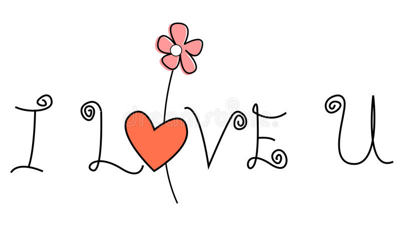 Download I Love You Royalty Free Stock Photo - Image: 7907895