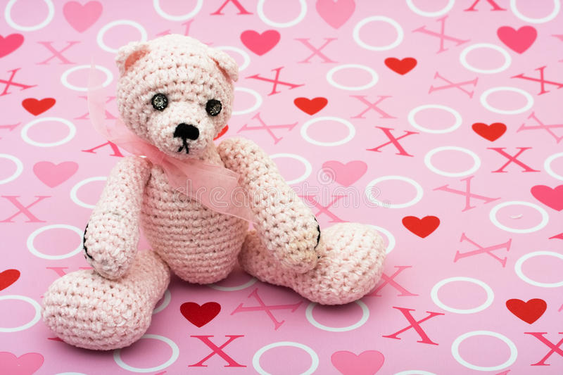 Download I Love You Bear stock image. Image of valentine, baby - 10895429