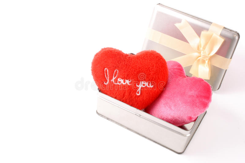 Download I Love You In A Box Stock Images - Image: 38602304