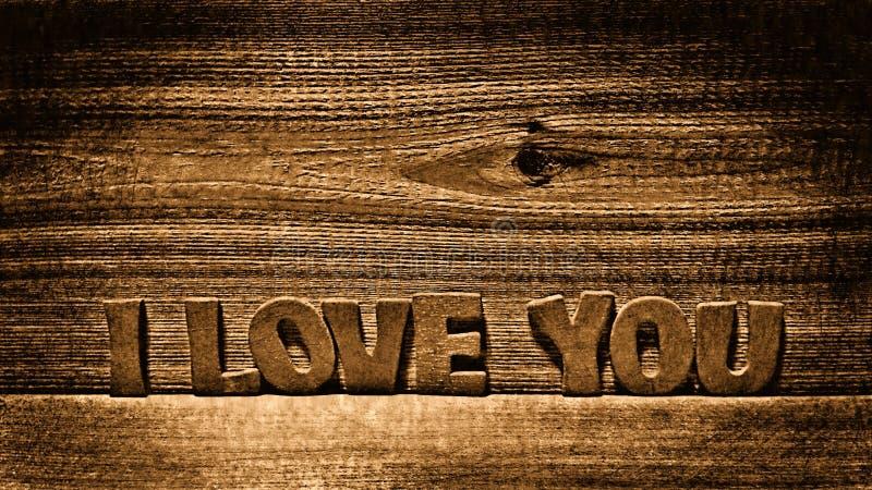 I Love You Wood Free Public Domain Cc0 Image
