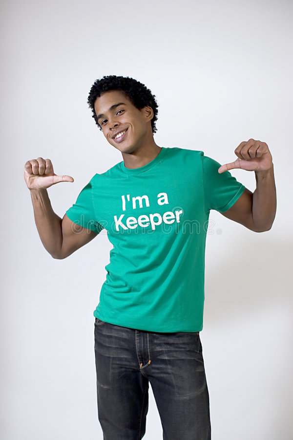 Free I M A Keeper Stock Image - 353831