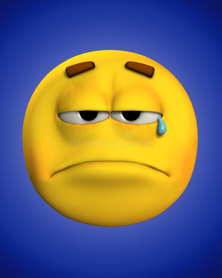 Download I'm Very Sad 2 Stock Photos - Image: 4476833