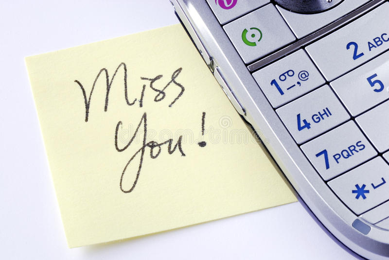 Download I miss you stock photo. Image of information, calligraphy - 12895310