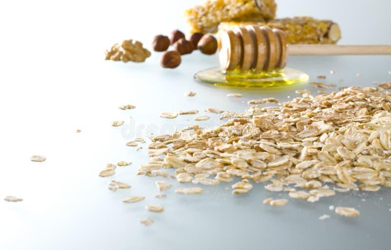 farina davena e miele al limone per dimagrired