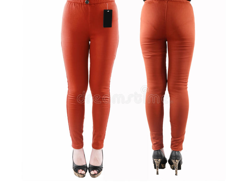 I pantaloni delle donne