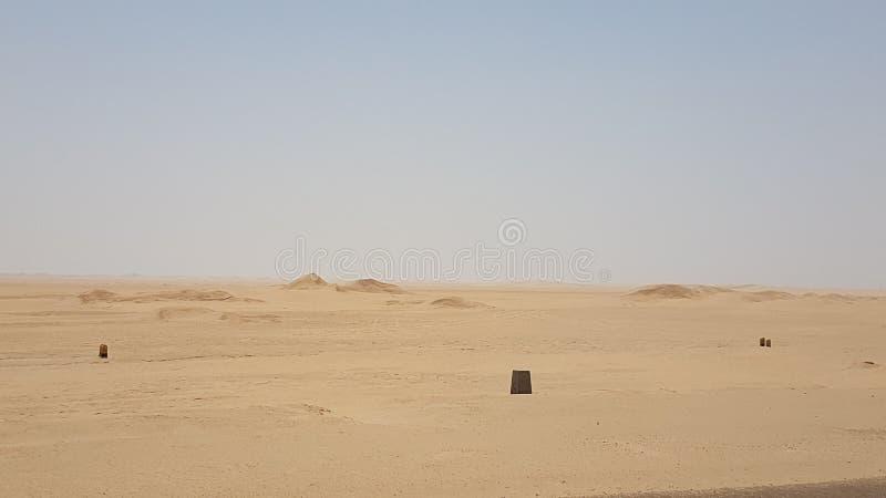 i pericoli del deserto fotografie stock libere da diritti