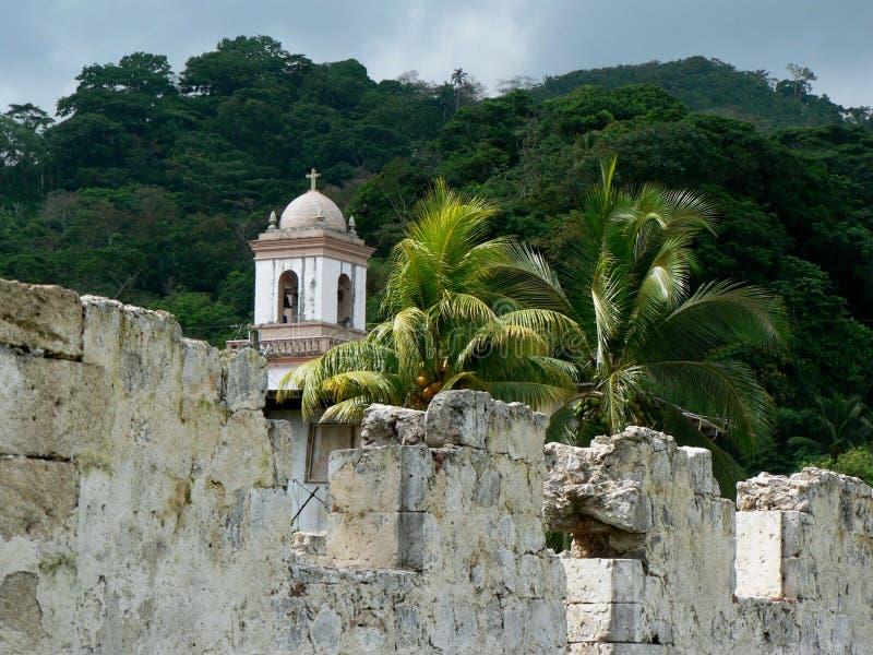 I pirati abbaiano, il Panama immagine stock