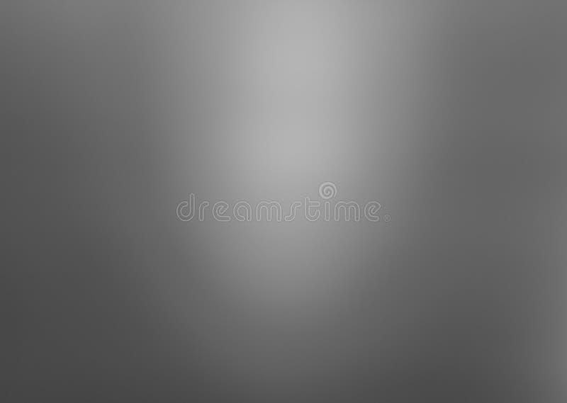 I precedenti astratti Fondo regolare di pendenza di grey fotografia stock