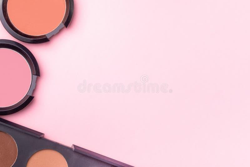 I prodotti cosmetici deridono su immagine stock