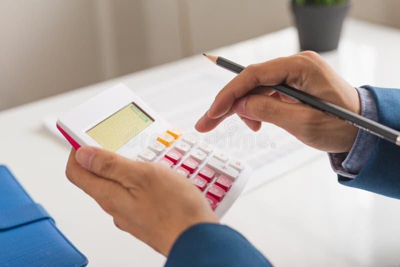 I responsabili di finanza incaricano, affare di concetto ed investimento di finanza immagini stock