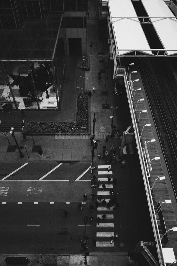 I staden arkivbild