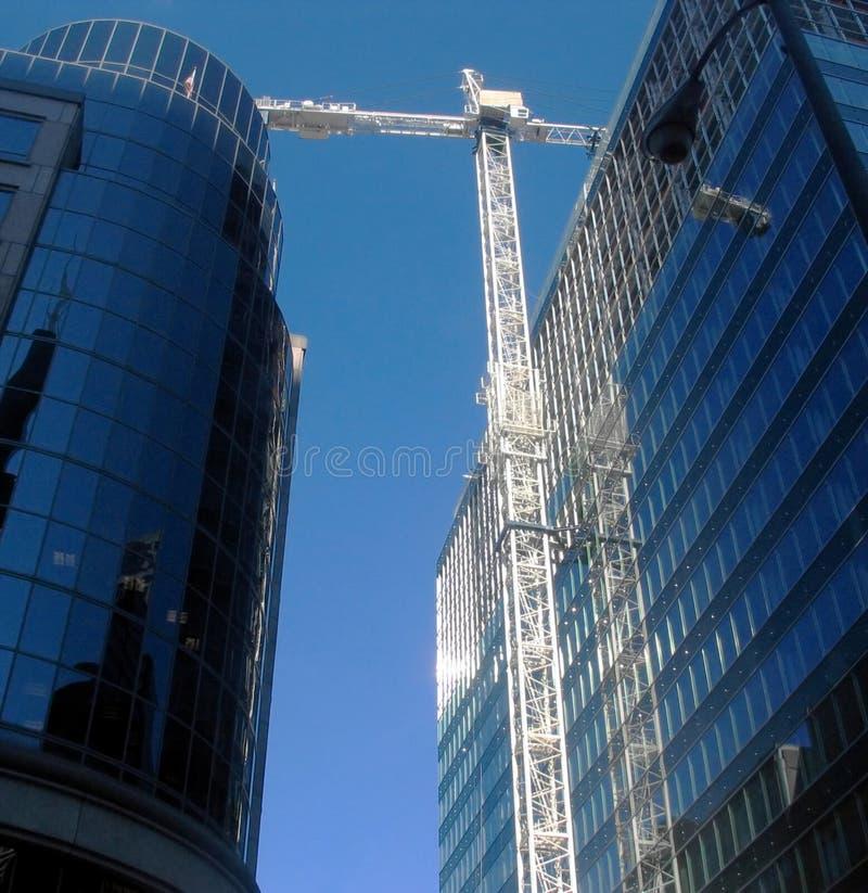 Download I stadens centrum 5 arkivfoto. Bild av företags, bygger - 235244
