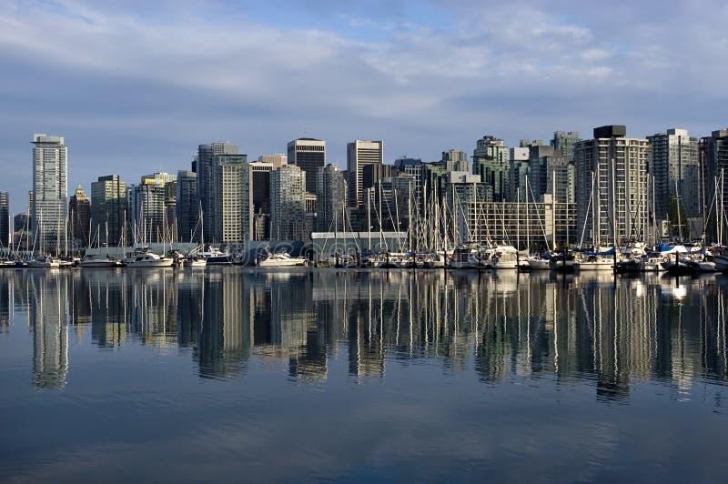Download I Stadens Centrum Vancouver Fotografering för Bildbyråer - Bild av park, downtown: 245767