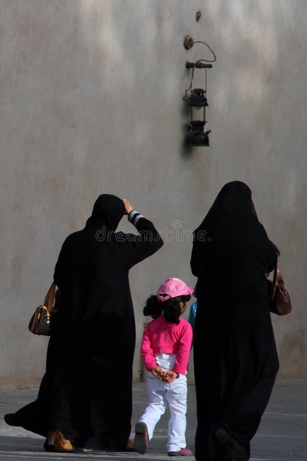 I UAE: Infanzia variopinta fotografie stock libere da diritti