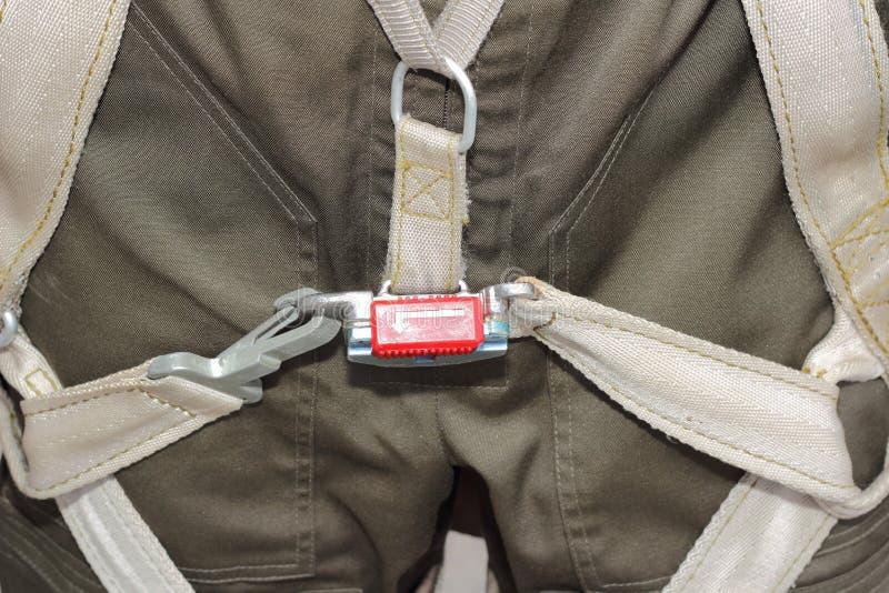 I vestiti, militare del cablaggio pilotano fotografia stock