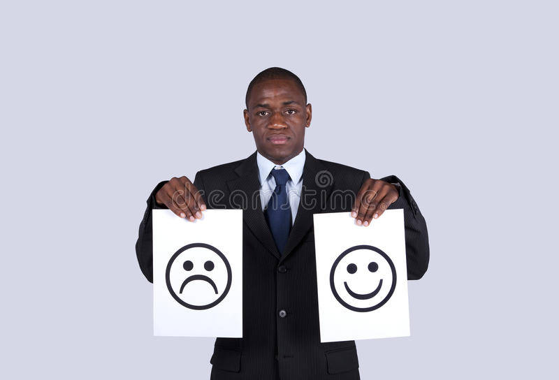 Download I want to be happy stock image. Image of expressing, full - 16415065