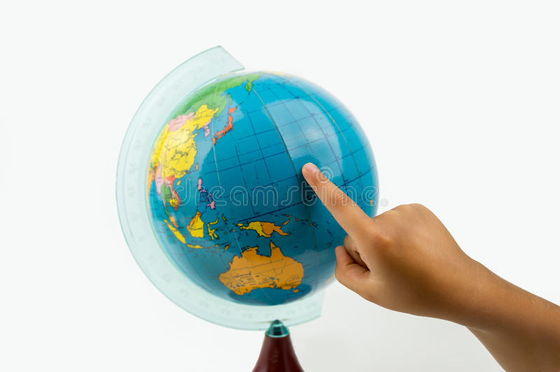 I want to travel here stock photos