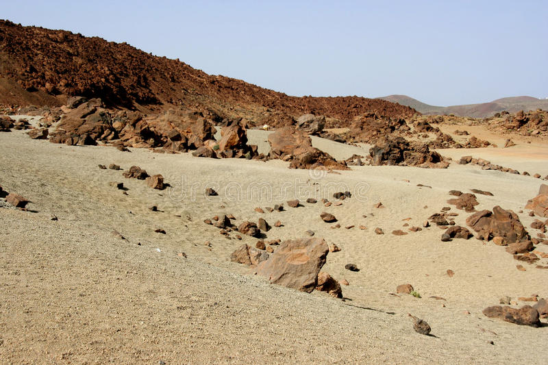 Download I was in Mars stock image. Image of land, mars, lava - 25167277