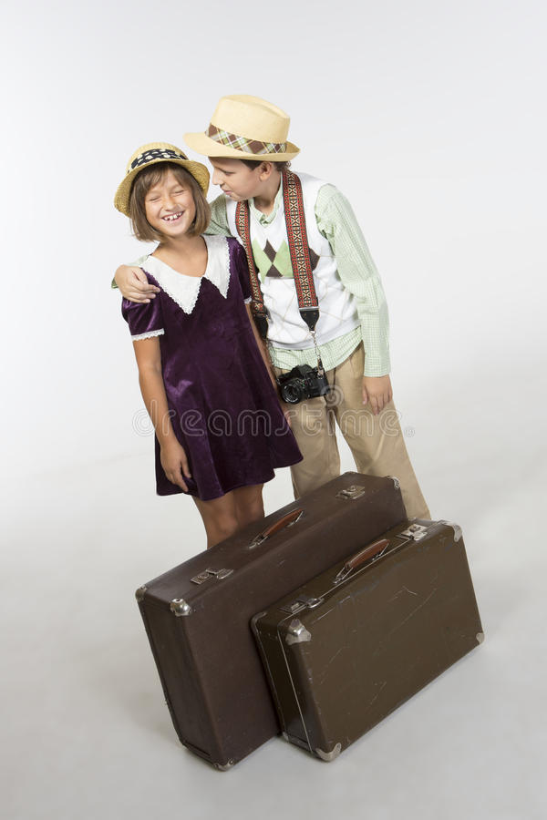 Download I Will Show You The World! Stock Photo - Image: 33200100